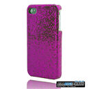 New Purple Red Bling Shining Case Skin Cover for iPhone 4 4G 4S