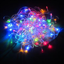 Colorful 100 LED 10M Fairy Light String for Holiday Christmas party