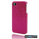 New Rosy Bling Shining Case Skin Cover for iPhone 4 4G 4S
