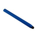 Metal Stylus touch pen iPhone iPad iPod Touch iTouch 11cm Blue