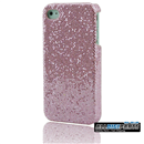 PINK New Bling Bling Shining Case Skin Cover for iPhone 4 4G 4S Protection