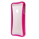 Pink Push-pull Aluminum Metal Skin Frame Bumper Case cover for Apple iPhone 5 5G New