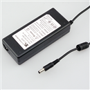 Compatible 12v 6a 5.5mm 2.5mm ac power adapte for LCD
