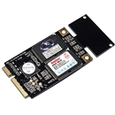 KingSpec IDE PATA PCIE PCI-E 16GB SSD To Dell Mini 9 910 Hard Solid State Disk