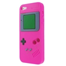 Pink Nintendo Game Boy Silicone SOFT Case for Apple iPhone 5 5G Gen