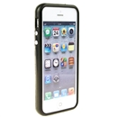Black Bumper Frame TPU Silicone Soft Case Cover for the New iPhone 5G 5 iPhone5