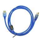 10FT 3 Meters USB 3.0 A M/F Male to Female SuperSpeed Extension Cable Blue