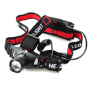 Headlamp Q5 High Power LED Zoom Zoomable 3 mode Torch Flashlight Headlight