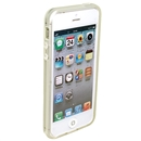 Clear White Frosted TPU Soft Transparent Back Case Cover Skin for Apple iPhone 5