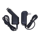 5v 2a Car Charger with 5v 2a Wall Home Charger for Tablet PC