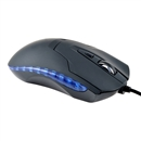 LED USB Optical Gaming Mouse 6 Buttons Adjustable 2400 DPI PC Laptop Pro Gamer