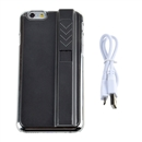 Cigarette Lighter Smoking Fitted  case for iphone 6 gray
