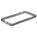 Gray Matt Finish Soft TPU Gel Silicone Bumper Frame Case Cover for iPhone 6 4.7