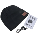 Warm Beanie Hat Wireless Bluetooth Smart Cap Headphone Headset Speaker Mic SK-H001B