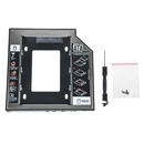 12.7mm Universal SATA 2nd HDD Caddy Hard Drive for Laptop DVD-ROM Optical Bay