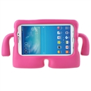 Foam Shockproof Cartoon Kids Tablet Cover Case for 7 Inch Samsung Galaxy Tab3rose red