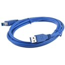 6FT 6 Feet Super Speed USB 3.0 Type A Male to B Printer Scanner Cable Cord